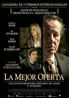 Cine Resumido: La Migliore Offerta / The Best Offer / La Mejor Of...