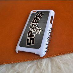 San Antonio Spurs Wood iPod Touch 4 | 4TH GEN Case