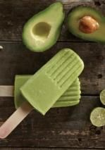 Avocado Ice Pops (perfect for summer!) | www.robertrose.ca