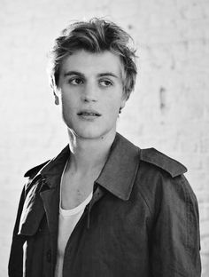 Johnny Flynn for Burberry ••• Amazon love. (AH HA!! THAT's where I knew his face from! Burberry ads! I see them in the U.S.A. )