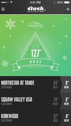 Stash Base Snowpack by Quintin Lodge (Amalgam) #mobile #app
