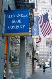 Alexander Book Co., San Fransisco, CA  a downtown independent book store