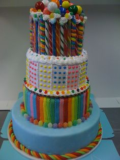 Candy+Cakes | Delicious Cakes: Candy Cakes