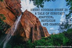 Ready for change? We can help. Visit personalgrowthtohappiness.com  #personalgrowth #goals #motivation #friyay #motivationalquotes #richardbranson #success #successstory #embracechange #adapt #revise #entrepreneurism #happiness #gratitude #perseverance