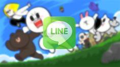 Download LINE di Optimasi Android