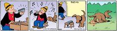 Карикатура Губная гармошка
