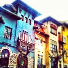 """""""Casas de muñecas #arquitectura #burgos"""" ...por chele00 en #Instagram"""