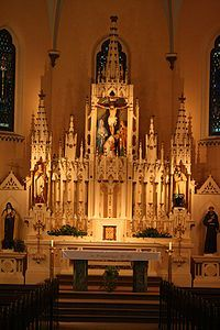 Saint Isidore Roman Catholic Church in Grand Rapids MI