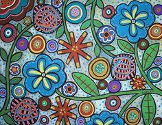 Floral1 by Karla Gerard