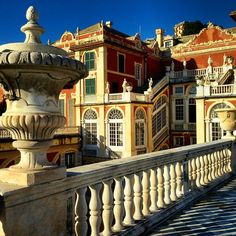Genova, Palazzi dei Rolli, Italy