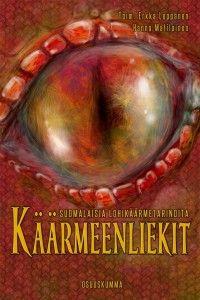 Kannesta kanteen, sivuista sivuille: Käärmeenliekit – Suomalaisia lohikäärmetarinoita. Osuuskumma, 2015.