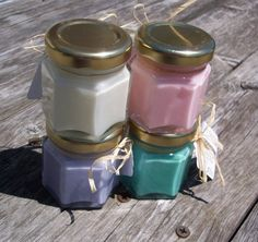 Hey, I found this really awesome Etsy listing at https://www.etsy.com/ru/listing/50285909/soy-candle-sampler-set-of-4-mini-jars