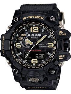 CASIO G-SHOCK MUDMASTER | GWG-1000-1AER