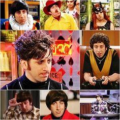 - The Big Bang Theory Fansite Big Bang Theory Show, The Big Theory, Big Bang Theory Funny, Simon Helberg, Howard Wolowitz, Barenaked Ladies, The Bigbang Theory, Jim Parsons, Sometimes I Wonder