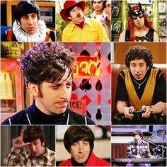 Howard Wolowitz - TBBT