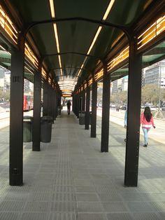 Metrobus....Av 9 de Julio Places