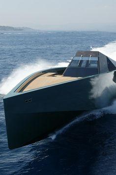 ♂ Yacht Wally 118