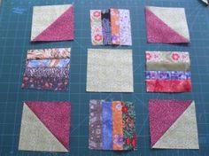 Scrap Quilt Pattern