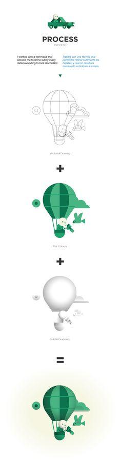 Graphic piece to promote a new medicine for cáncer´s treatment.Pieza gráfica de promoción de un nuevo medicamento para el tratamiento del cáncer.