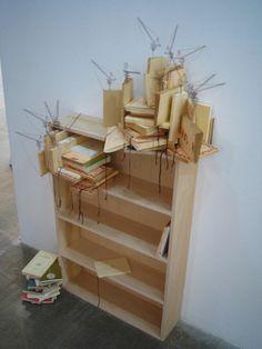 Takahiro-Iwasaki - bookcase