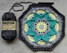 Ravelry: Arteeni's Lotus Moon Tiles