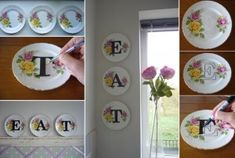 What To Do With Old Dishes 4