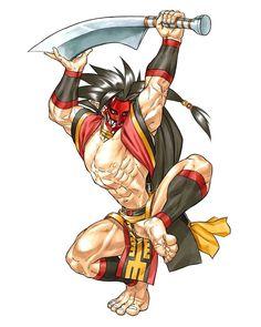tamtam-samurai-shodown-6-tenka-artwork.jpg (800×1000)