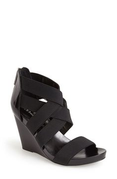 BCBGeneration 'Bruce' Wedge Sandal (Women) available at #Nordstrom