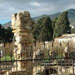 Sanremo (IM), scavi di Villa Matutia
