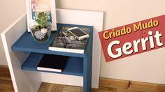 DIY Criado mudo Garrit