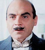 Hercule Poirot, Agatha Christie's Poirot, I Love The World, David Suchet, Tv Detectives, Miss Marple, 3d Drawings, Murder Mysteries, Crime