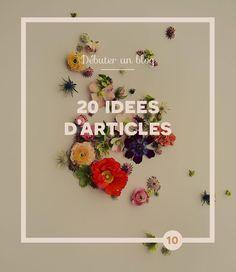 20 idées d'articles - Hellonobo.com