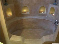 cob bath tub - Google Search