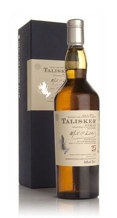 Talisker 25 Year Old (2009 Release) - Master of Malt