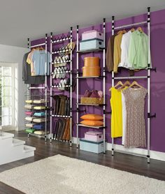 Attractive Storing Boots Upside Down: Wardrobe Storage Systems For Clothes And Shoes  Ruco Contemporary