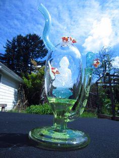 Marcel Braun x Matthew Du Bois Tribute to Buddha of Liberty Glass heady glass art | Tumblr