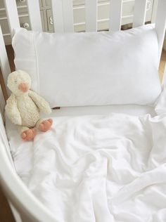 Browse the ettitude range of quilt and duvet cover sets, made from the softest organic bamboo and available in a range of colours to suit any bedroom. Cot Duvet, Bedding, Room Colors, Colours, Cot Sheets, Sustainable Fabrics, Mattress Protector, Quilt Cover, Sheet Sets
