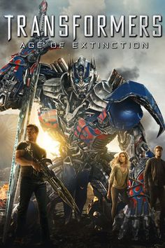 Rent Transformers: Age of Extinction starring Mark Wahlberg and Kelsey Grammer on DVD and Blu-ray. Get unlimited DVD Movies & TV Shows delivered to your door with no late fees, ever. Streaming Vf, Streaming Movies, Hd Movies, Movies To Watch, Movies Online, Action Movies, Movies 2014, Movies Free, Movie Film