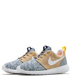 Nike x Liberty Light Blue Anoosha and Lora Liberty Print Roshe Run Trainers