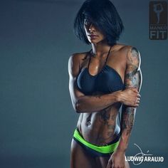scitechfitness:  hiddensky:  My second photoshoot ever with the...