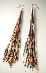 Franck Herval earrings