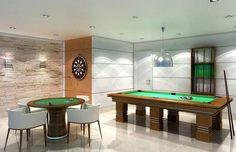 ⚜ Espacio recreativo en casa... sala-jogos-adulto