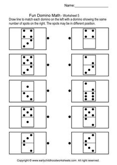 math worksheet : free downloadable dominoes worksheets  google search  dominoes  : Free Downloadable Math Worksheets