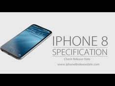 IPhone 8 2017 - Introduction & Leaks