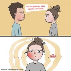 This Artist awesomely draws cute illustrations that will make you smile if you've ever been in a relationship. Cute Couple Comics, Couples Comics, Cute Comics, Funny Comics, Funny Cute, Hilarious, Relationship Comics, Cute Relationships, Cute Illustration