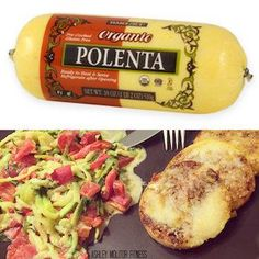 One of my most favorite and super easy side dishes to make is Parmesan  Baked Polenta. I don't even know how I discovered that you can buy Polenta  in tube form...but it makes me happy!  I love to get mine from Trader Joe's but you can also find it in the pasta  isle in most other grocery stores!  What You Need: Polenta Tube 2 tsp Olive Oil or Misto Spray Paprika or other seasoning of choice (to your liking) 2 tbsp Fresh Grated Parmesan  Preheat your oven to 400℉. I use my Breville Mini…