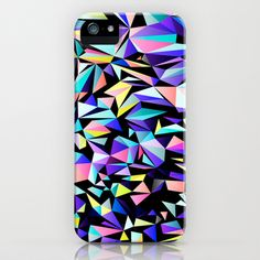 Geometric No.17 iPhone & iPod Case by House of Jennifer - $35.00