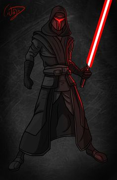 Sith - Commission by SmacksArt on DeviantArt Star Wars Sith, Star Wars Rpg, Star Wars Characters Pictures, Images Star Wars, Star Wars Concept Art, Star Wars Fan Art, Sith Armor, Jedi Outfit, Starwars