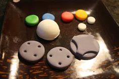 The Createry Shop: Make an Xbox 360 Controller Cake