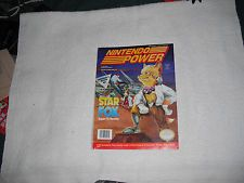 Back Issue Nintendo Power Magazine Starfox Vol 47 April 1993 4-15